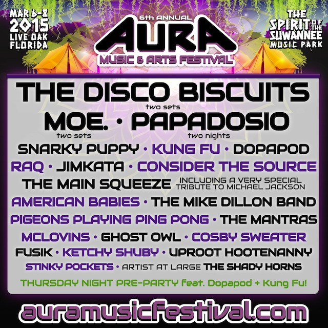 AURA Music Arts Festival