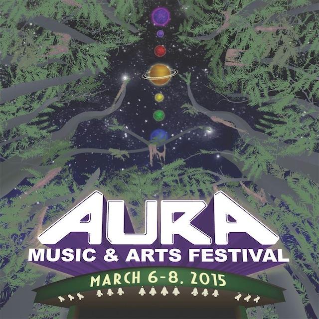 aura festival silent disco