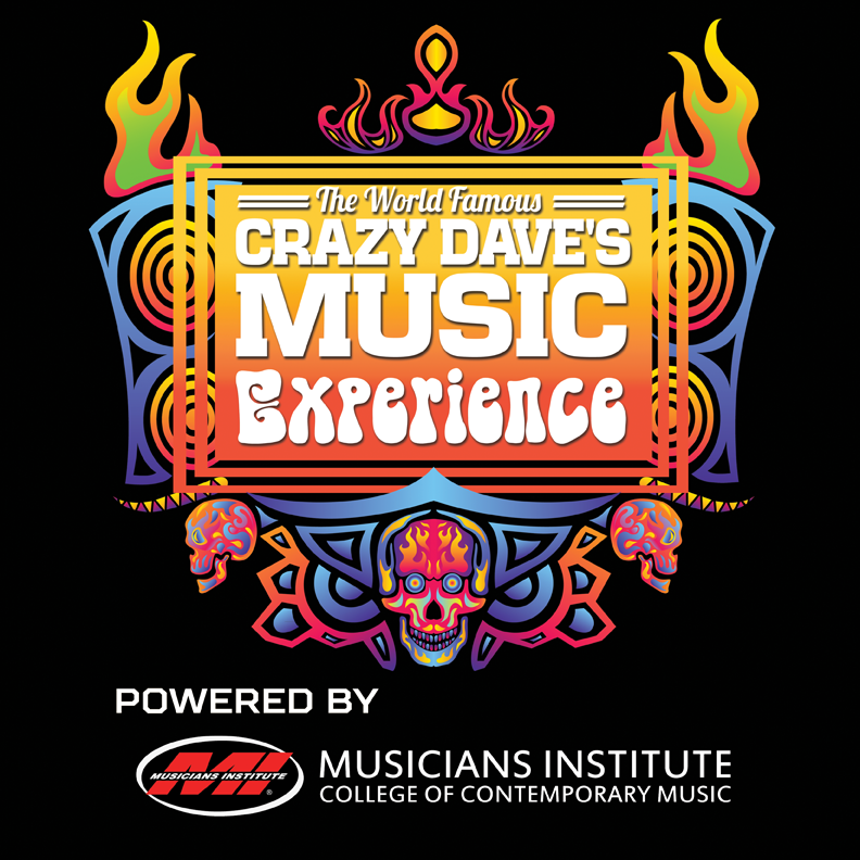 crazy daves music experience