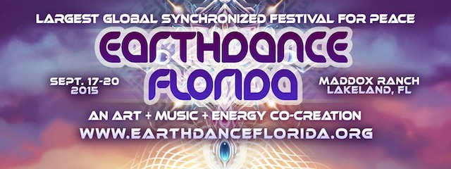earthdance florida