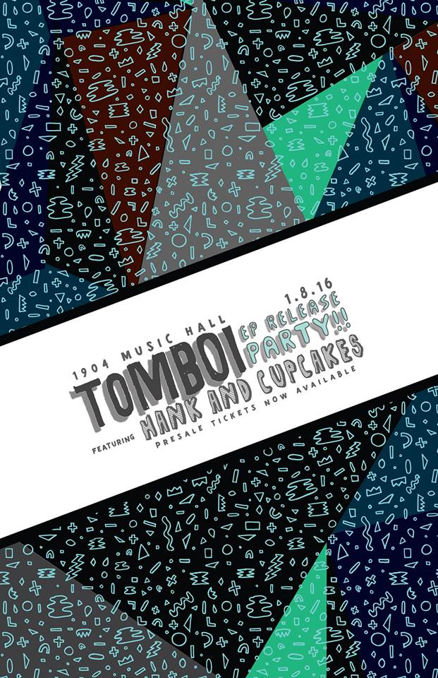 tomboi release party