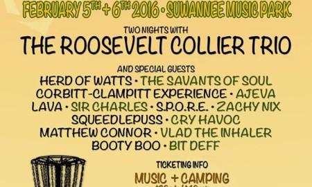 roosevelt Collier suwannee getdown