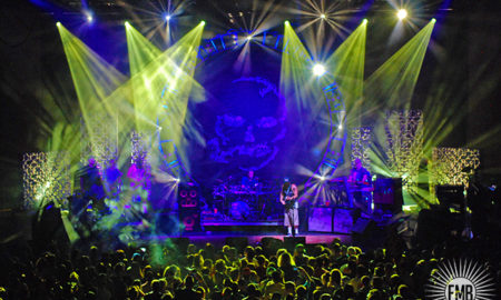 Slightly Stoopid Return of the Red Eye Tour, St Augustine FL