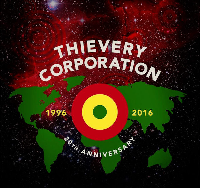Thievery Corporation 20th Anniversary Florida Shows