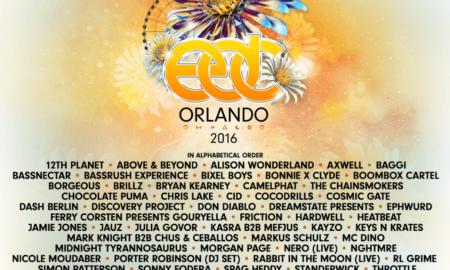 EDC Orlando 2016 - Florida Music Blog
