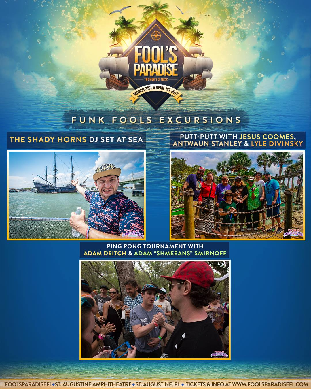 fools paradise excursions