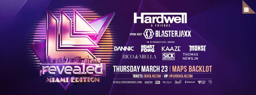 Revealed Miami Hardwell