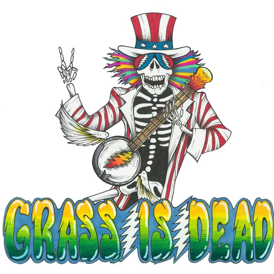 grass is dead