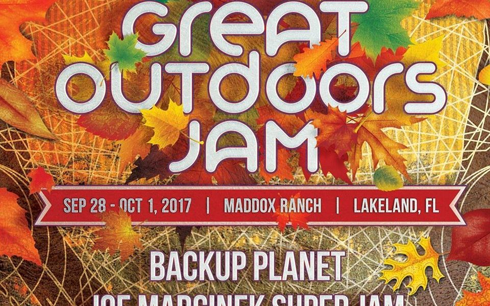 great outdoors jam 2017