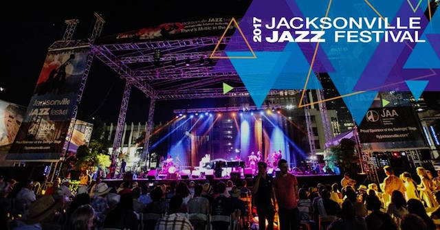 jacksonville jazz festival 2017