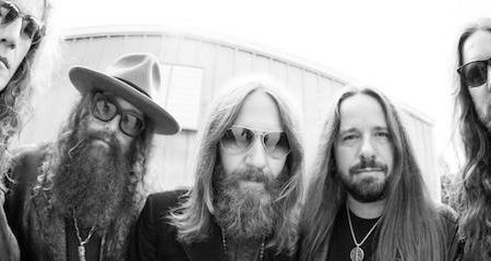 Blackberry Smoke w: CRB