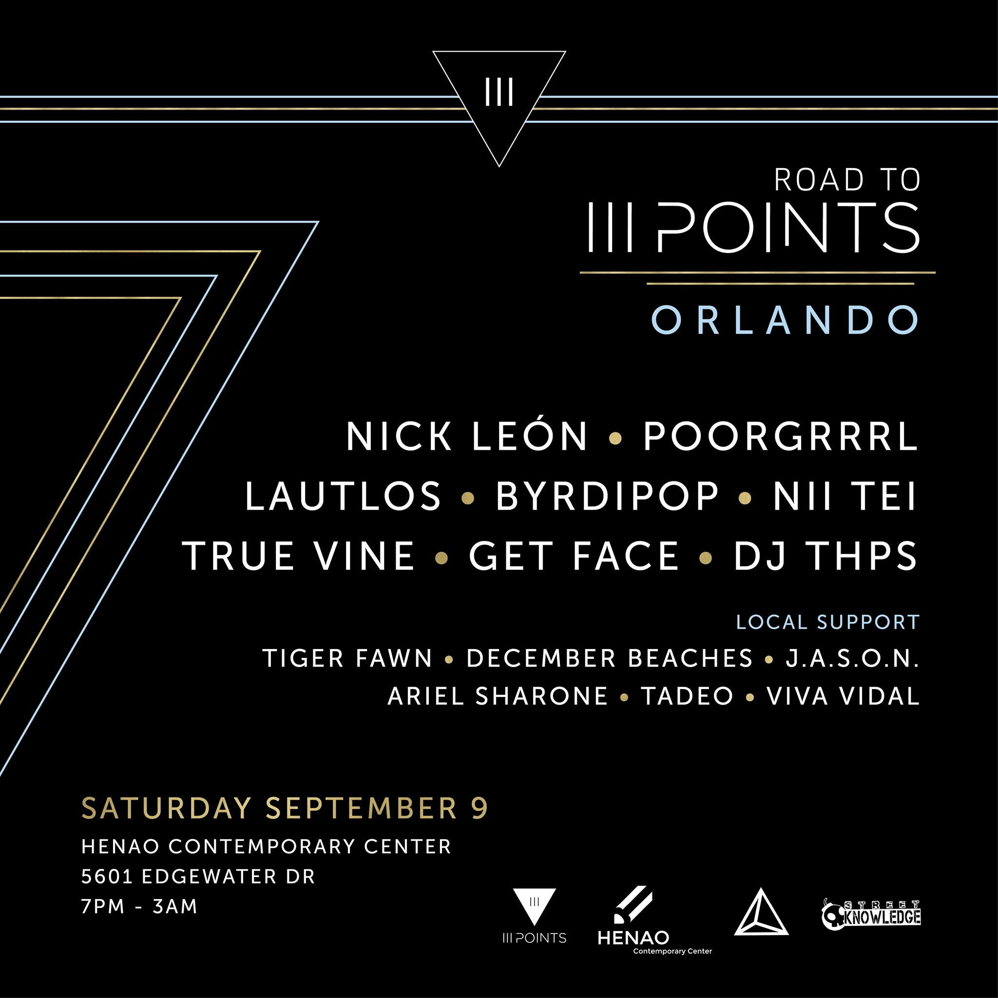 III Points Orlando