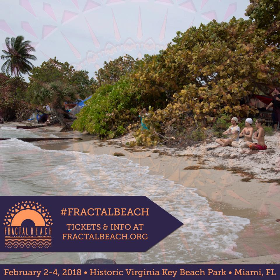 Fractal Beach 2018