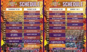 great outdoors jam schedule
