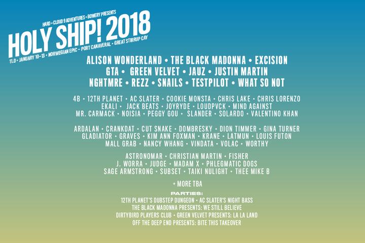 holy ship 2