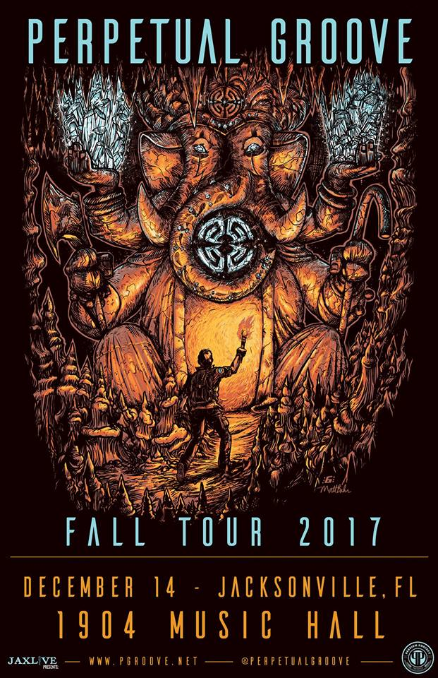 perpetual groove fall tour