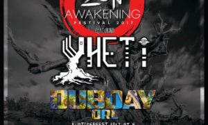 road to zen awakening 2017 yheti