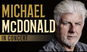 michael mcdonald in concert