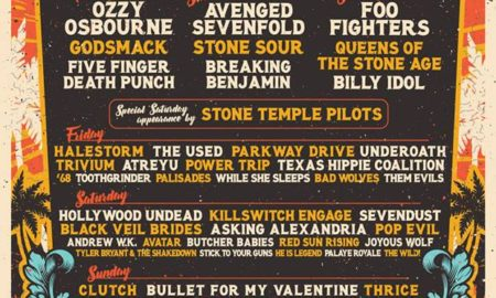 Welcome to Rockville 2018 Festival Lineup