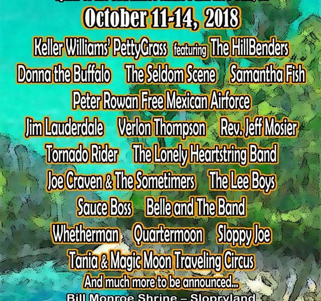 Suwannee Roots Revival 2018