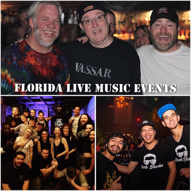 Florida Live Music Spring Recap 2018