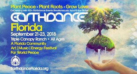 Earthdance Florida 2018