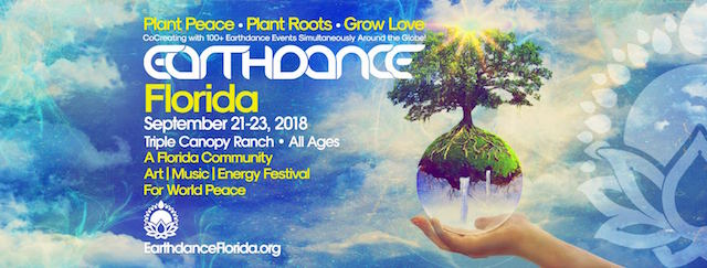Earthdance Florida 2018