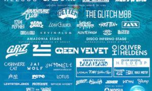 Imagine Music Festival 2018