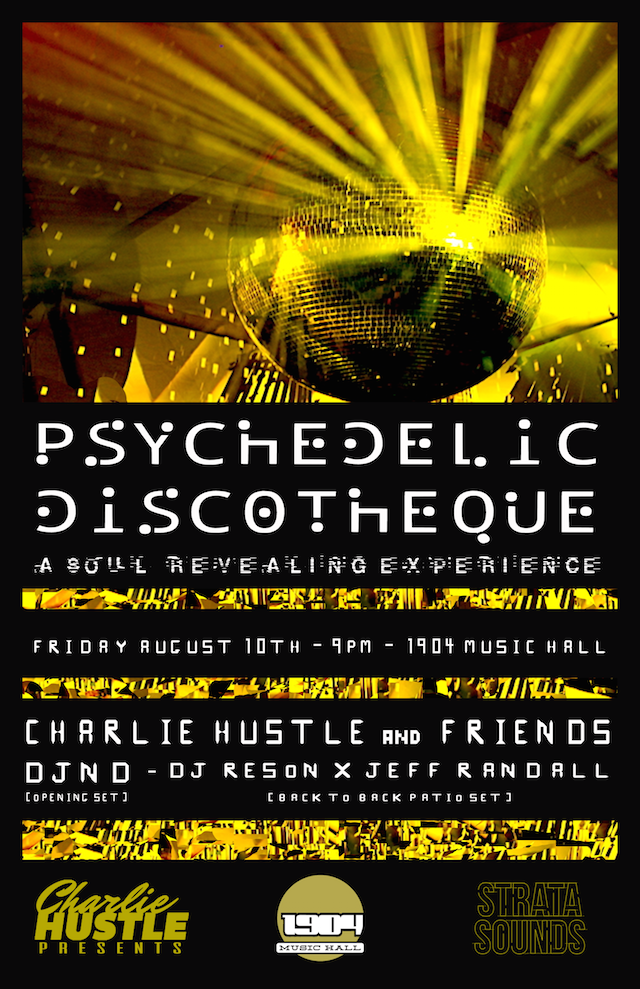 Psychedelic Discotheque