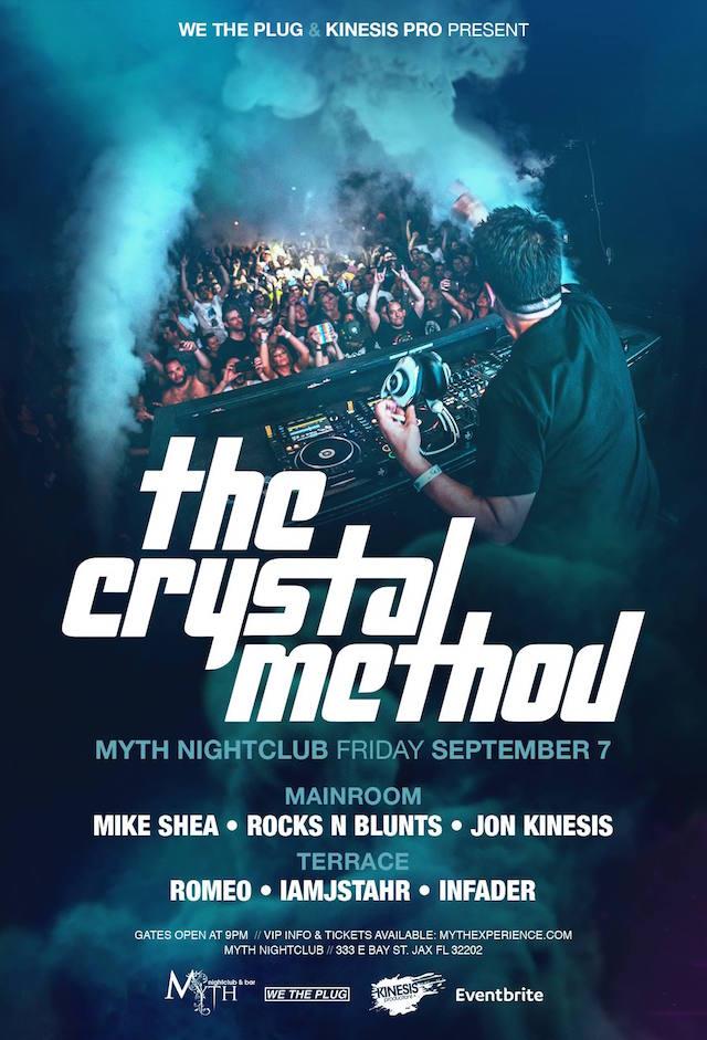 The Crystal Method